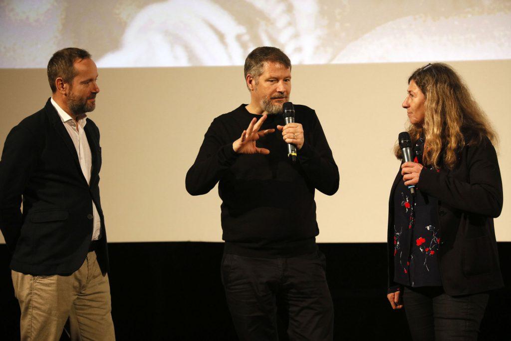 Elisabeth Lichtkoppler im Gespräch mit Andreas Prochaska und Ivo Schneider