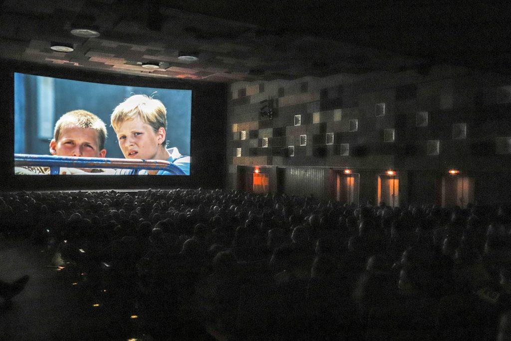 Hochspannung im Kinosaal