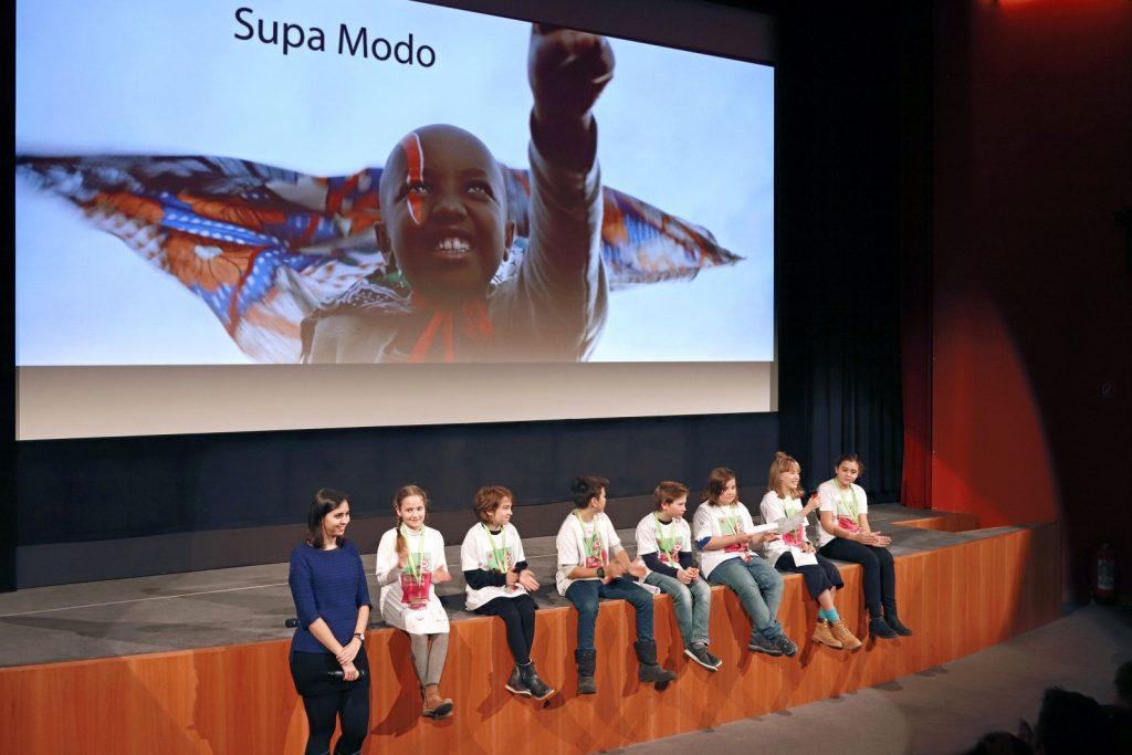 Der Preis der Kinderjury 2018 geht an SUPA MODO
